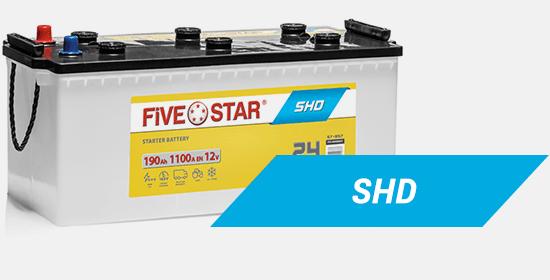 Five Star SHD