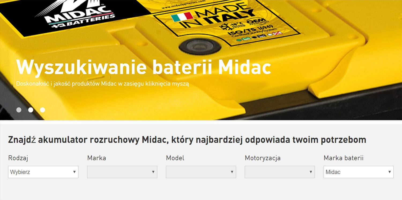 Wyszukiwarka Midac