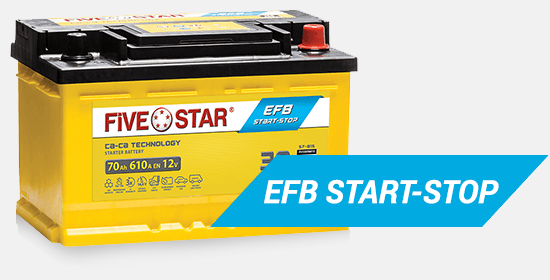 Five Star EFB Start - Stop